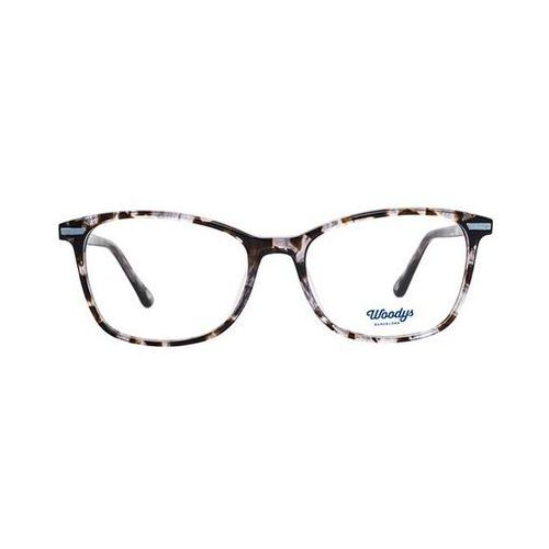Woodys barcelona Okulary korekcyjne melon 01