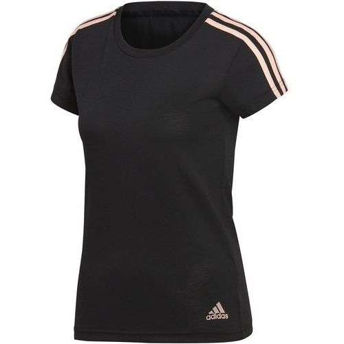 Koszulka essentials 3-stripes di0117 marki Adidas
