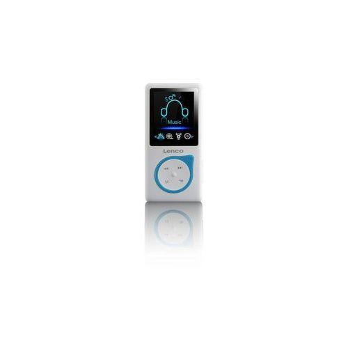 LENCO Xemio-657 4 GB, niebieski, XEMIO657BLAU