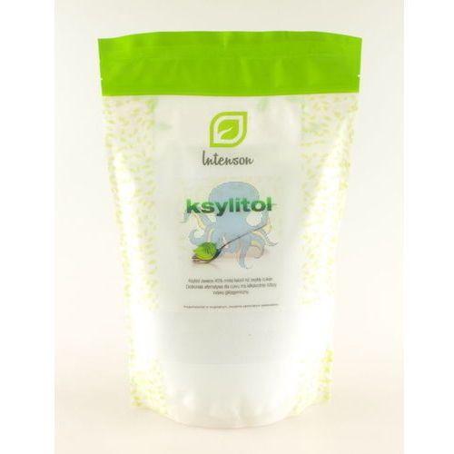 Intenson europe sp. z o.o Ksylitol słodzik stołowy 1000g intenson (5903240278275)