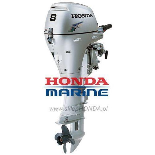 Promocja bf 8 shsu silnik zaburtowy + olej + dostawa gratis marki Honda