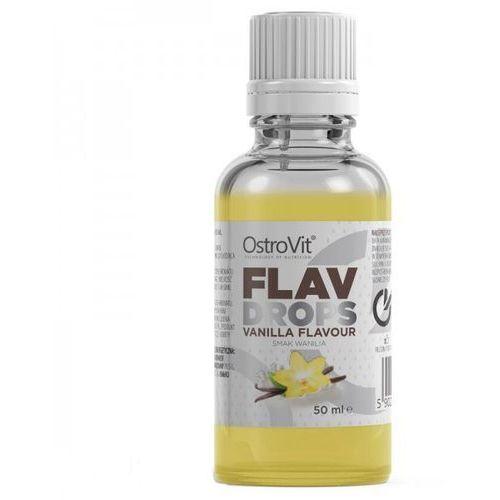 Ostrovit flavour drops vanilla - 50 ml
