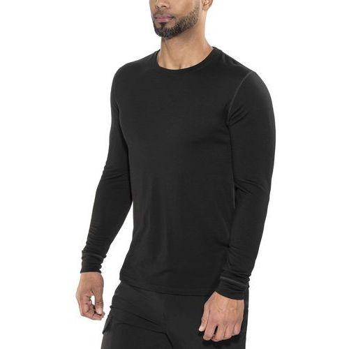 ODLO CREW NECK NATURAL Podkoszulki black, kolor czarny