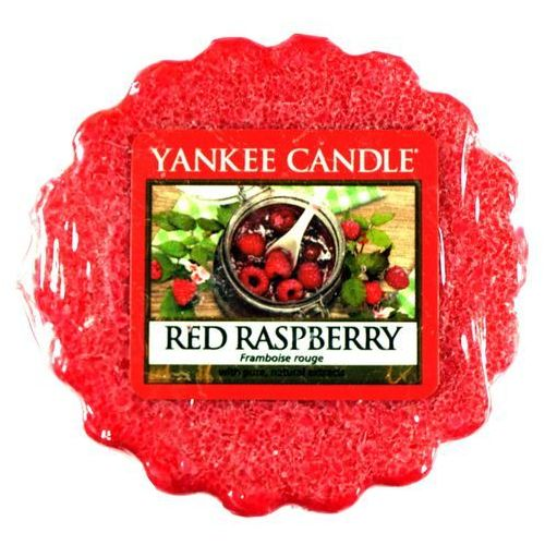 Yankee candle Wosk zapachowy - red raspberry - 22g -