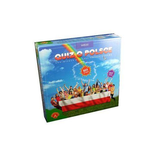 Quiz ALEXANDER Wielki quiz o Polsce + Gwarancja dostawy przed Świętami!, 004151