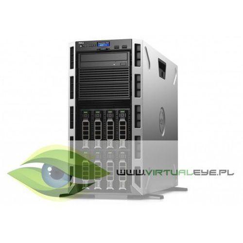 #dell t430 e5-2620v4 8gb 300gb h730p dvdrw 3y marki Dell