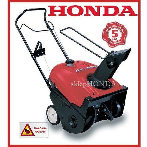Honda Niższa cena odśnieżarka hs 550 e (29ton, 51cm) + olej + klucz + dostawa gratis! 5 lat gwarancji