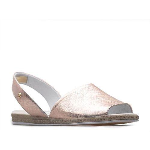 Sandały 40062 różowe przecierane marki Lemar