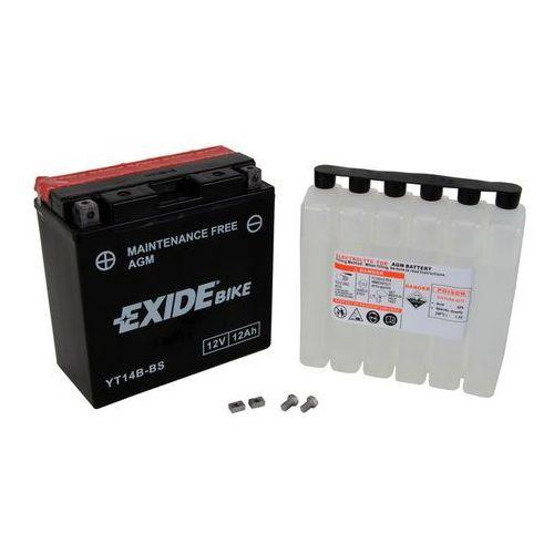 Akumulator bike agm yt14b-bs marki Exide