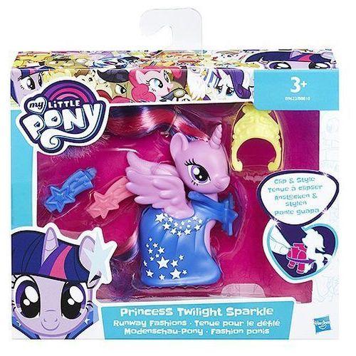 My Little Pony Kucyki na wybiegu Twilight Sparkle (5010993330188)