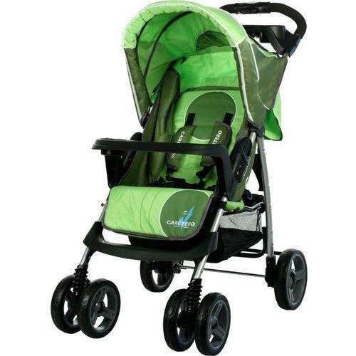 Wózek spacerowy CARETERO Monaco zielony + DARMOWY TRANSPORT! - produkt z kategorii- Wózki spacerowe