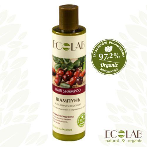 Eo laboratorie - szampon regenerujący - dla zniszczonych i farbowanych włosów marki Le cafe de beaute