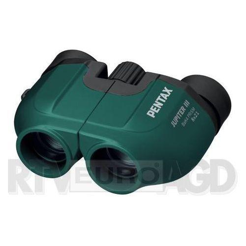 Pentax Jupiter III 8x21 (zielony) - produkt w magazynie - szybka wysyłka! - sprawdź w wybranym sklepie