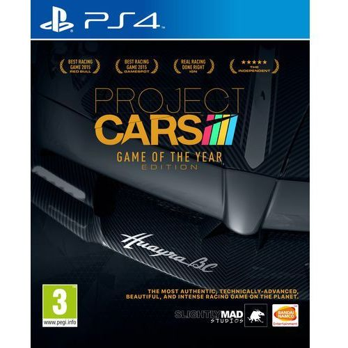 OKAZJA - Project Cars (PS4)