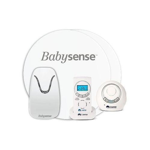 Babysense Monitor oddechu 5 z nianią elektroniczną 2w1, 10840033. Najniższe ceny, najlepsze promocje w sklepach, opinie.
