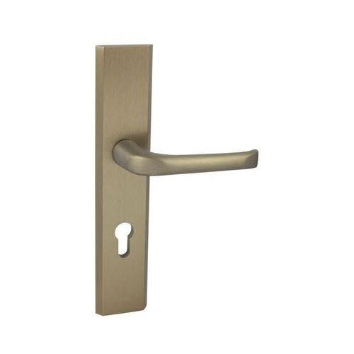 Klamka do drzwi zewnętrznych NIAGARA 72 AXA (5907614554378)