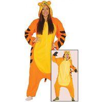 Kostium dla dorosłych Piżama Tygrys