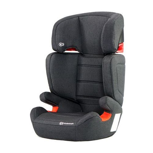 Kinderkraft fotelik samochodowy junior-fix black (5902533910694)