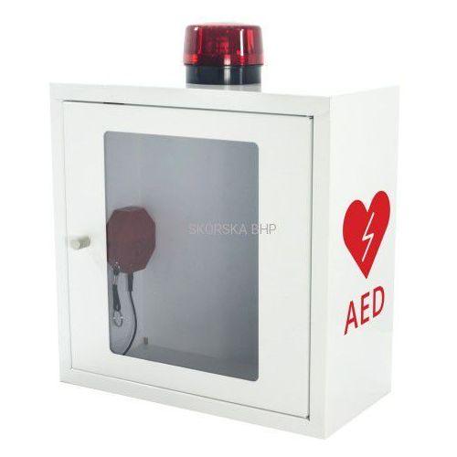 Szafka na defibrylator aed - asb 1020 marki Projekt aed
