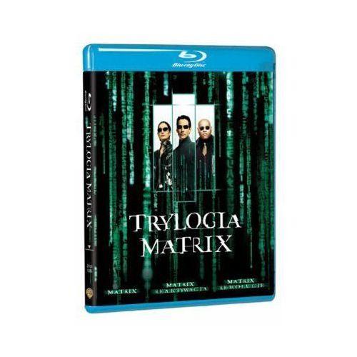 Matrix (trylogia, blu-ray) (płyta bluray) marki Larry wachowski, andy wachowski,