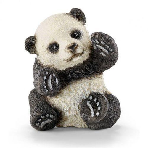 SCHLEICH Mała Panda bawiąca się (4005086147348)
