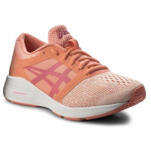 Buty ASICS - RoadHawk Ff Gs C743N Begonia Pink/Pink Glo/White 0620, kolor różowy