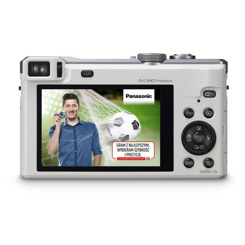 Lumix DMC-TZ60 marki Panasonic - aparat cyfrowy