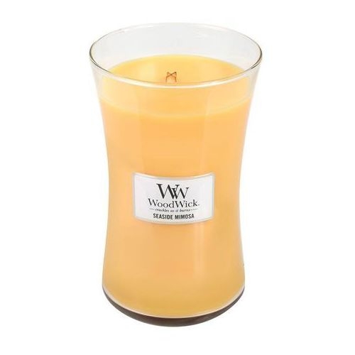 Woodwick - świeca duża seaside mimosa 175h