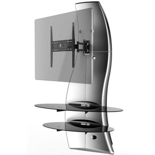Meliconi podstawa pod telewizor ghost design 2000 rotation srebrna (488089) darmowy odbiór w 21 miastach! (8006023191086)