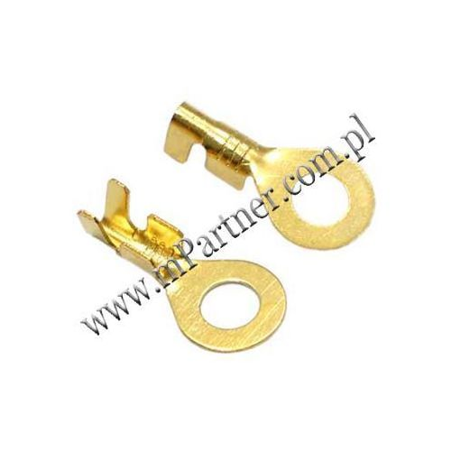 M6 Konektor oczkowy 6,2 mm 100szt