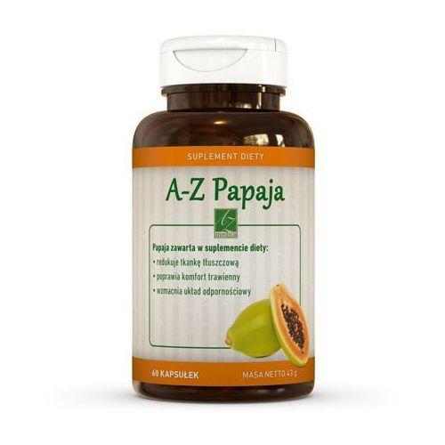 A-Z Papaja 650mg 60 kaps. (5903560621249)