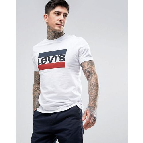 Levi's sportswear logo t-shirt - white, Levis, XS-XL