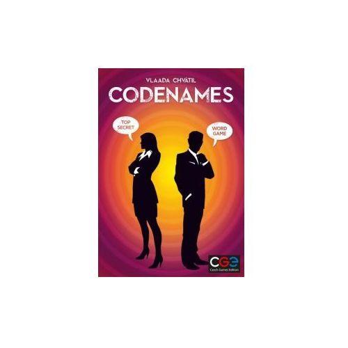 Codenames. gra planszowa (tajniacy) marki Rebel.pl
