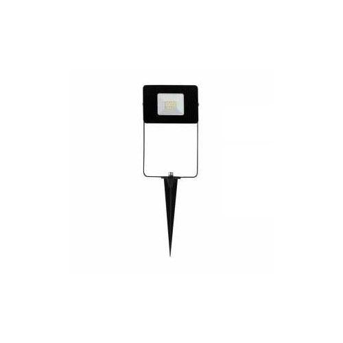 Eglo faedo 4 97471 lampa stojąca ogrodowa ip44 1x10w led czarny/transparentny