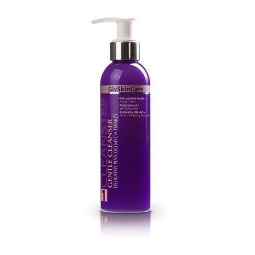 Glyskincare gentle cleanser płyn do mycia twarzy 200ml