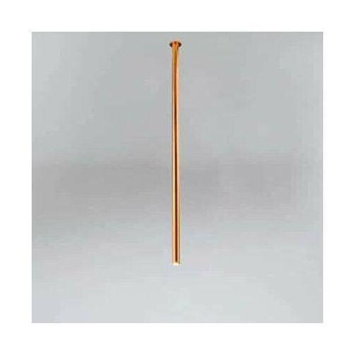 Shilo Wpuszczana lampa sufitowa alha t 9000/g9/1100/mi metalowa oprawa do zabudowy sopel tuba miedź