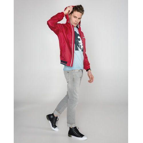kurtka czerwony m marki Tom tailor