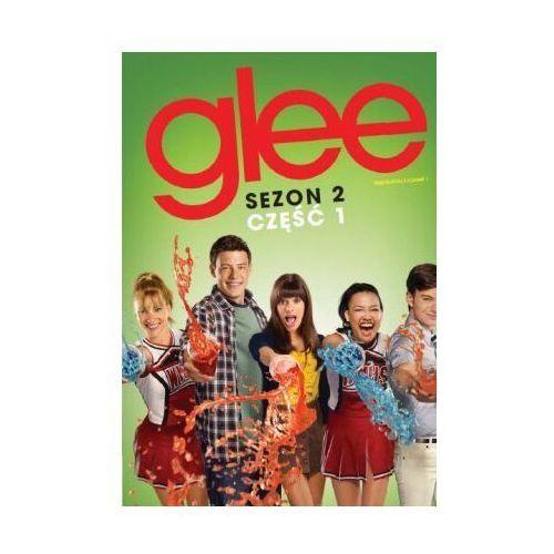 Glee.Sezon 2 - część 1 (DVD) - Brad Falchuk, Ryan Murphy, Scott John z kategorii Seriale, telenowele, programy TV