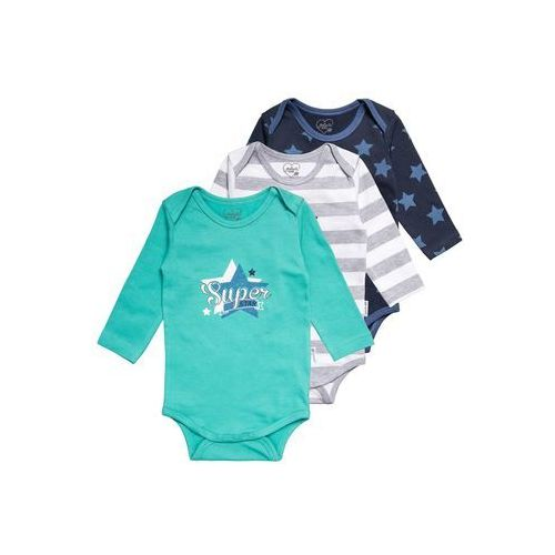 Gelati Kidswear LONGSLEEVE TEAMPLAYER 3 PACK Body multicolor