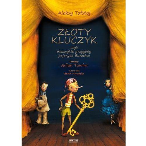 Złoty kluczyk, czyli niezwykłe przygody pajacyka Buratino (9788377855768)