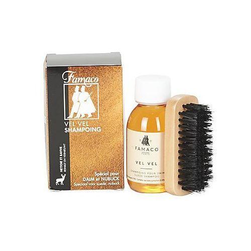 """Produkty do pielęgnacji  flacon shampoing """"vel vel"""" 100 ml brosse wyprodukowany przez Famaco"""