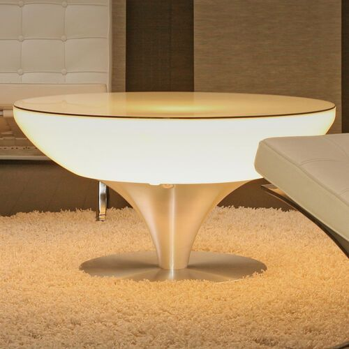 Moree Sterowany stolik lounge led pro accu 45 cm (4260218360655)