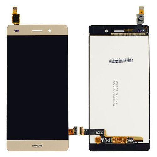 Wyświetlacz lcd digitizer p8 lite złoty marki Huawei