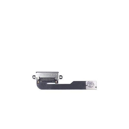 Gsm-parts Gniazdo złącze ładowania taśma flex ipad 2 (czarny)