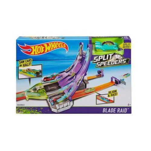 Mattel Hot wheels zjazd wyczynowy automagnesiaki dhy27