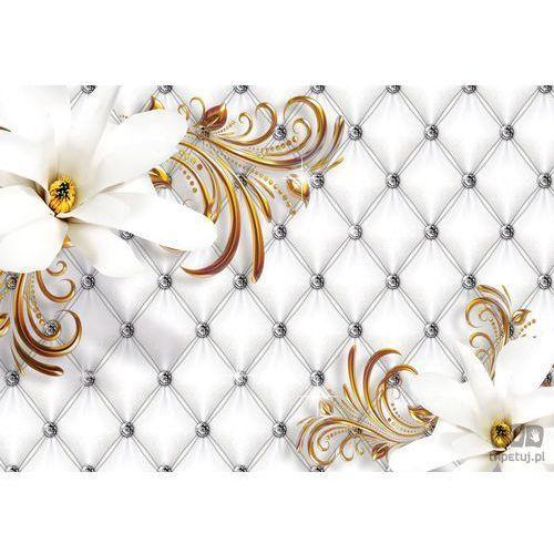 Consalnet Fototapeta kwiaty & pikowana skóra 10309