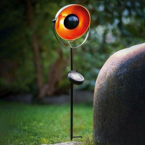Solarna lampa z grotem ziemnym LED 48705, 24463659419