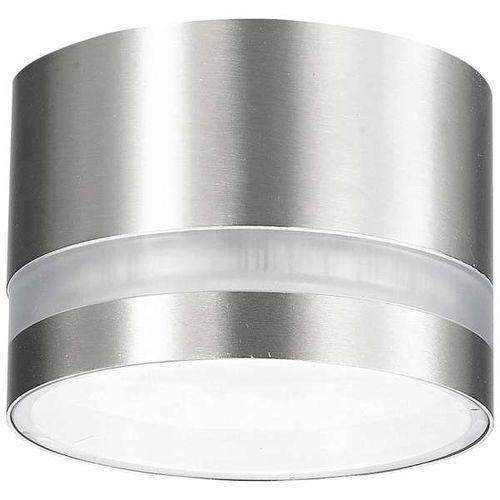 Zewnętrzna LAMPA sufitowa FARGO 8219 Rabalux IP44 plafon OPRAWA ogrodowa outdoor satyna (5998250382197)