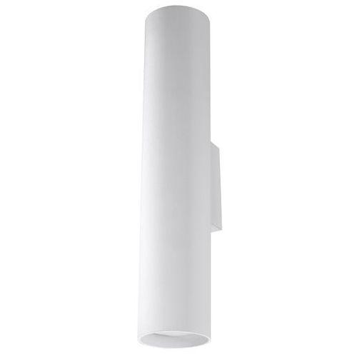 Sollux Kinkiet lampa ścienna lagos 2 2x40w gu10 biały sl.0326 >>> rabatujemy do 20% każde zamówienie!!! (5902622428253)