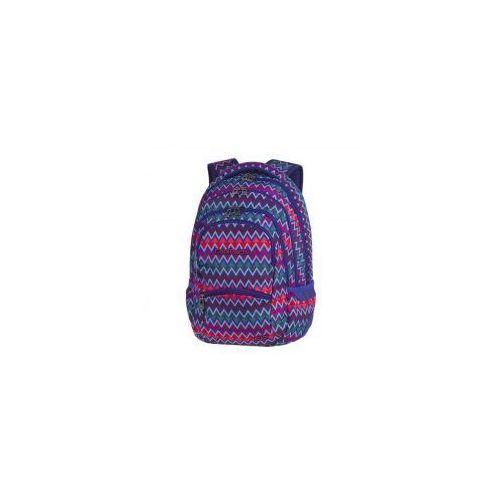 Patio Coolpack plecak młodzieżowy college chevrone stripes 28l
